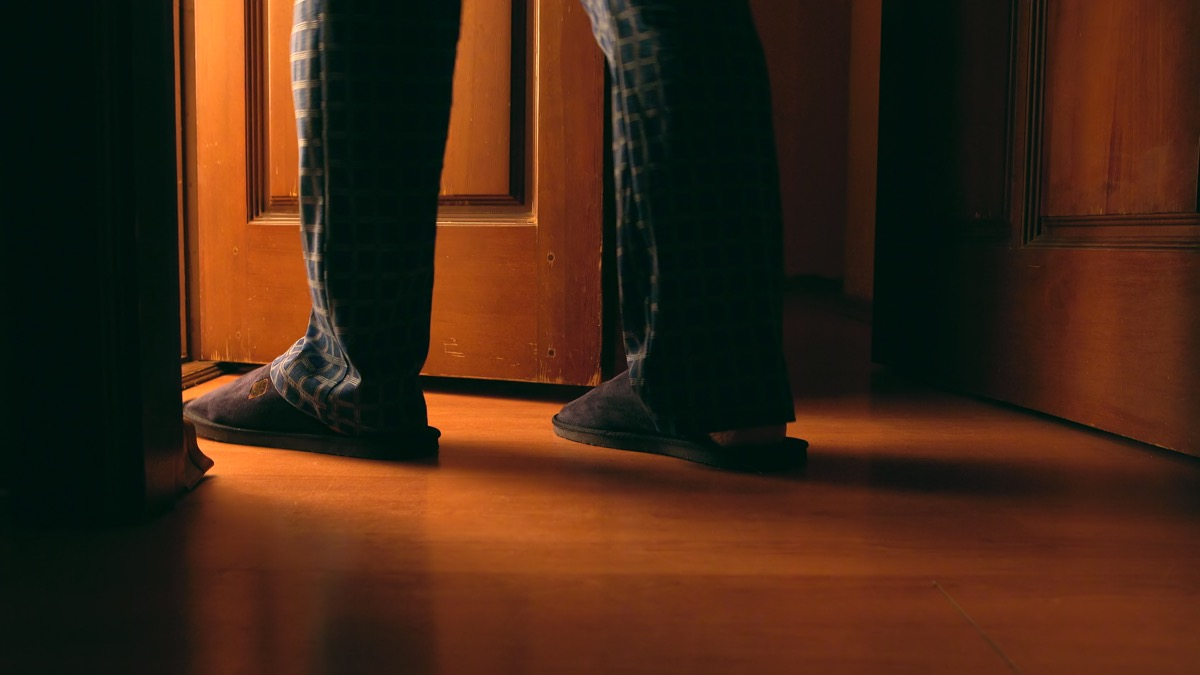 Going to the Bathroom at Night Silent Health Symptoms