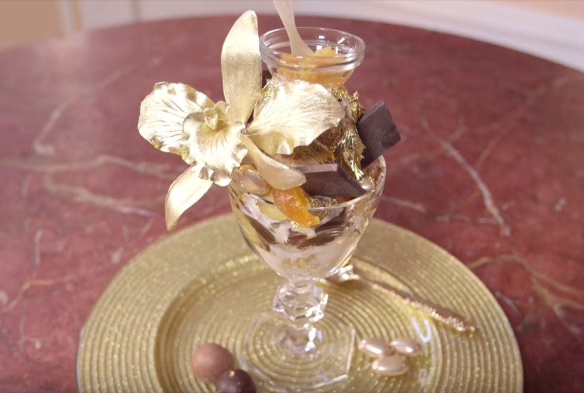 serendipity golden opulence sundae, most expensive things on the planet