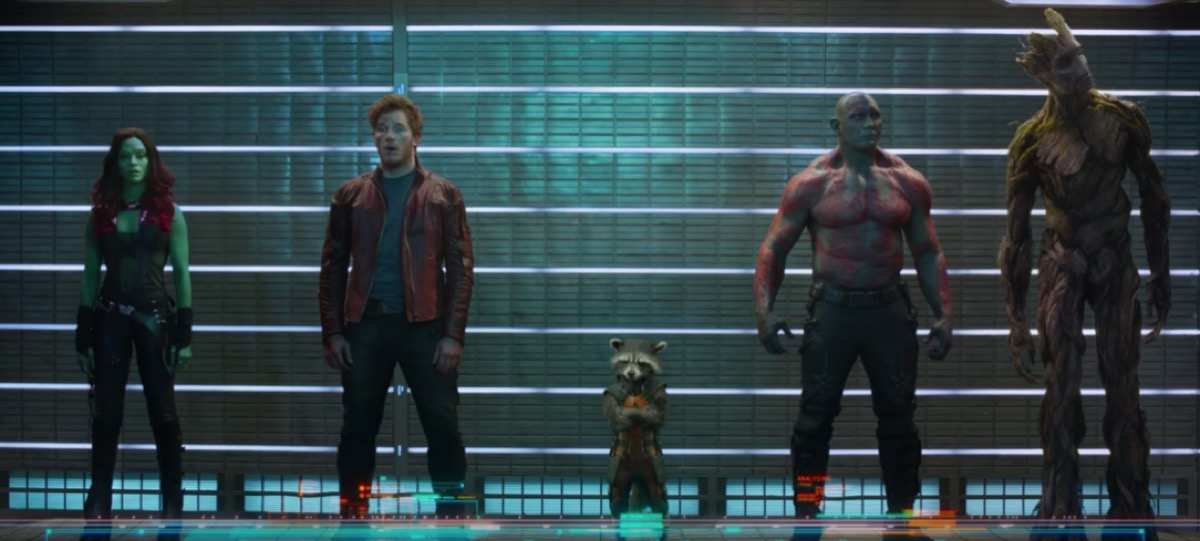 guardians of the galaxy highest-grossing summer movies