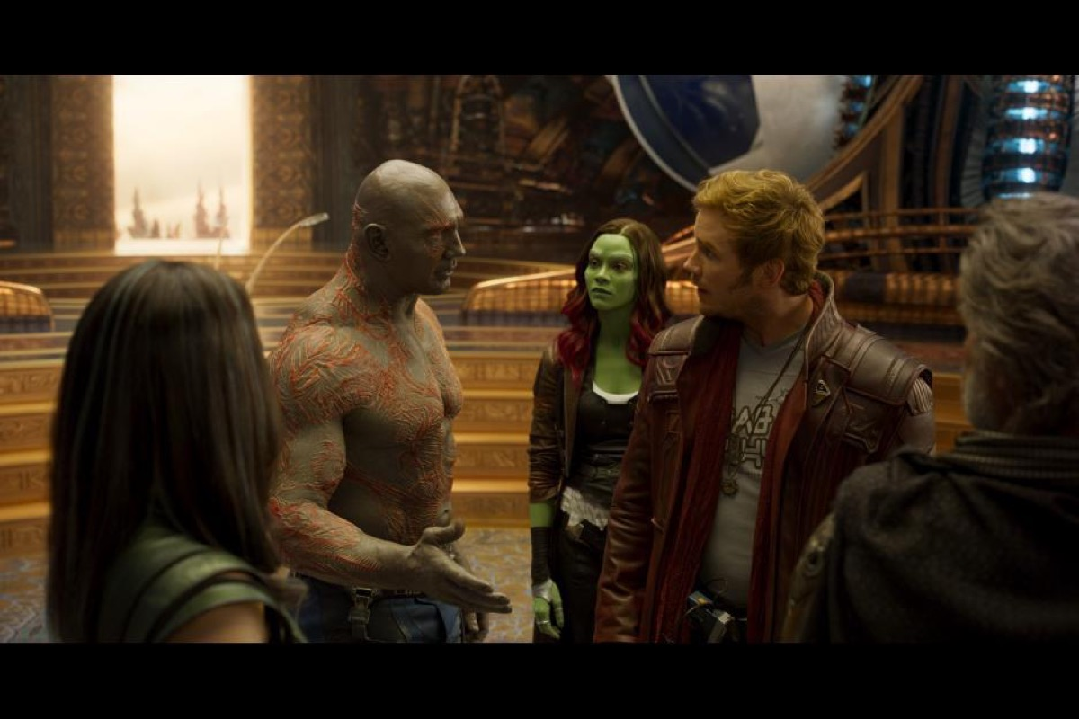 guardians of the galaxy vol. 2 highest-grossing summer movies