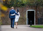 HRH Prince Harry and Ms Meghan Markle announce their engagement, 27th November 2017