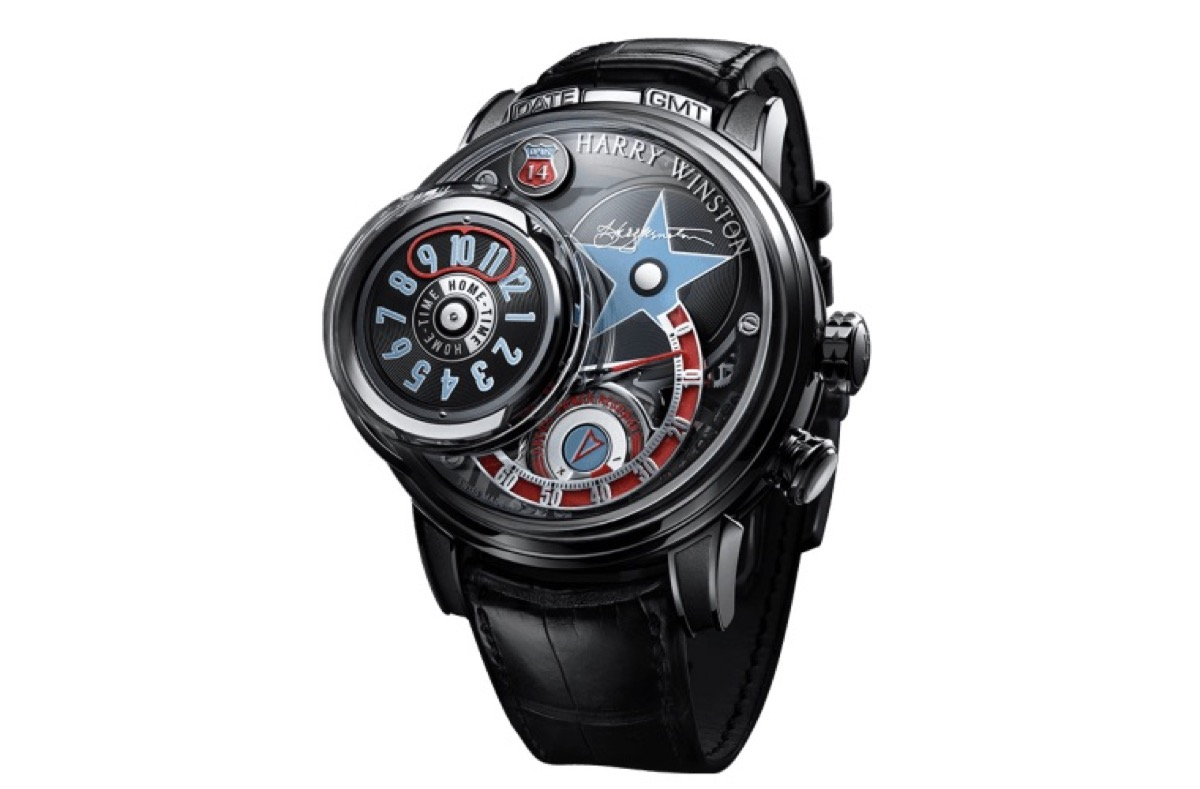 Harry Winston Opus 14 Most Expensive Things on the Planet