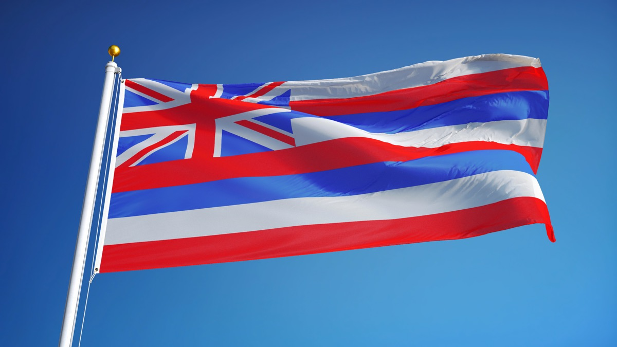 hawaii state flag facts