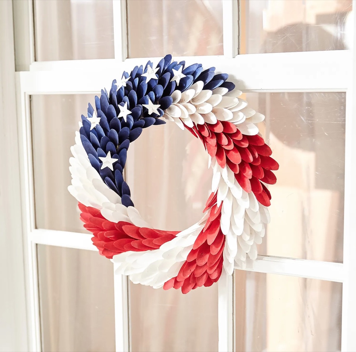 Holiday Wreath Fourth of July Accessories