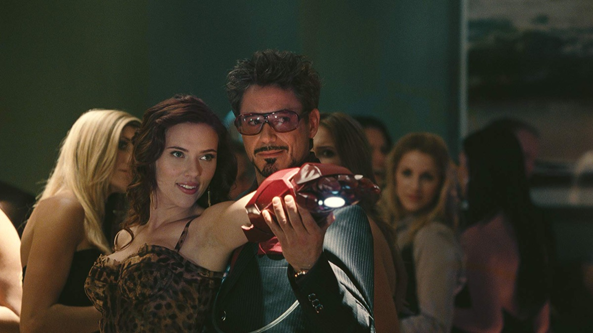iron man 2 scarlett johansson highest-grossing summer movies