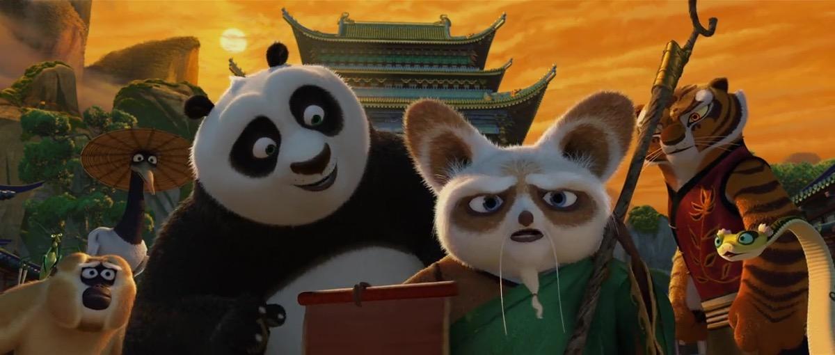 kung fu panda movie still, memorial day movies