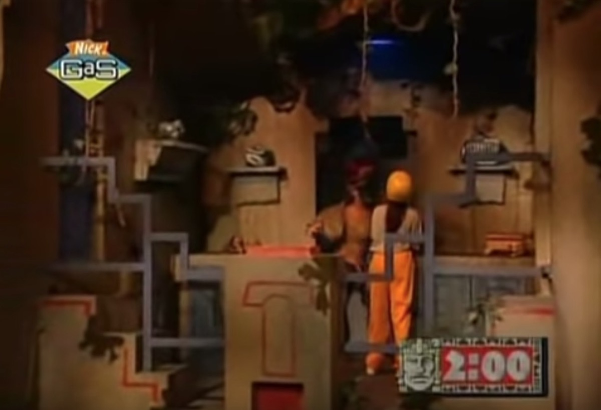 legends of the hidden temple guard, nickelodeon shows, things only 90s kids remember