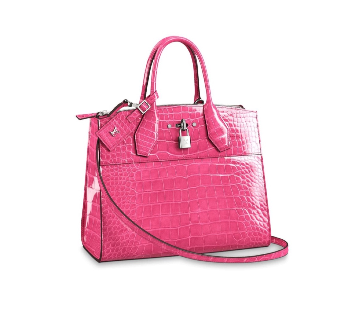 Louis Vuitton Crocodile Skin Bag Most Expensive Things on the Planet