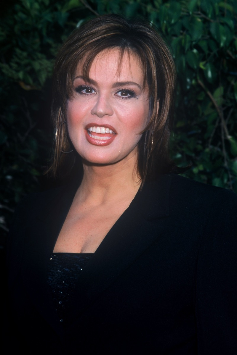 marie osmond at the 35th academy of country music awards, old photos celebs