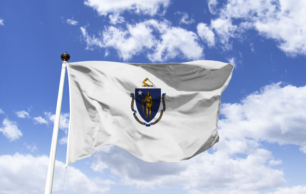 massachusetts state flag facts