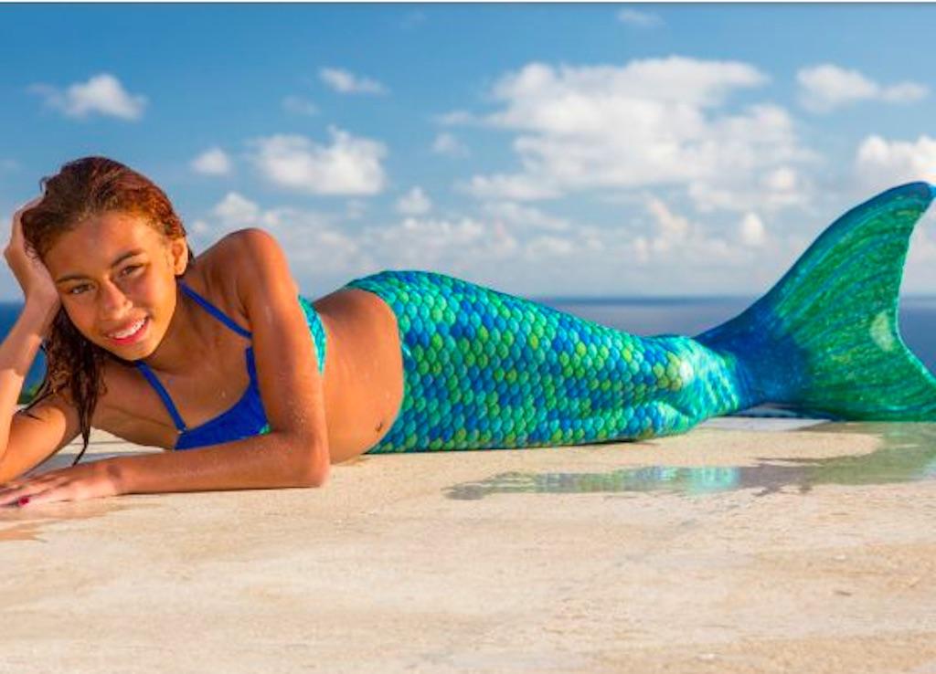 mermaid tail, amazing summer buys