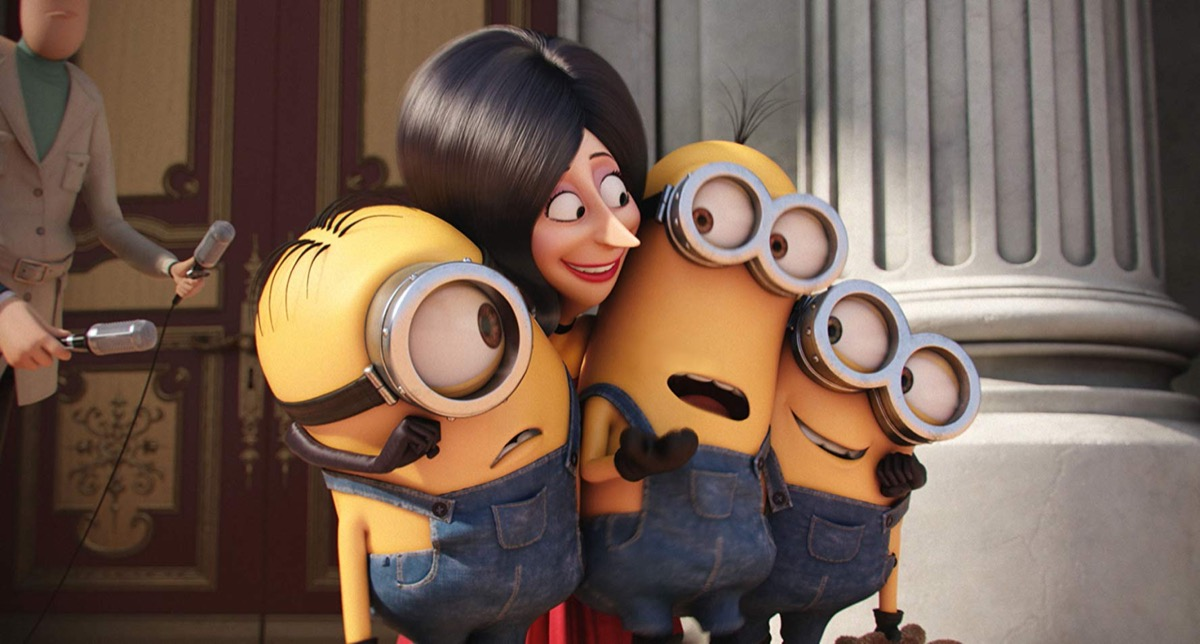 minions highest-grossing summer movies