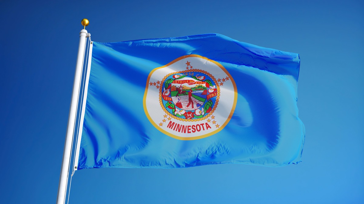 minnesota state flag facts