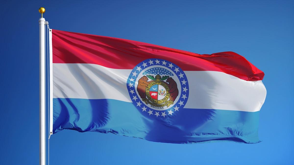 missouri state flag facts