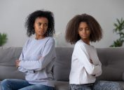Black Mom Fighting With Her Young Daughter How Parenting Has Changed