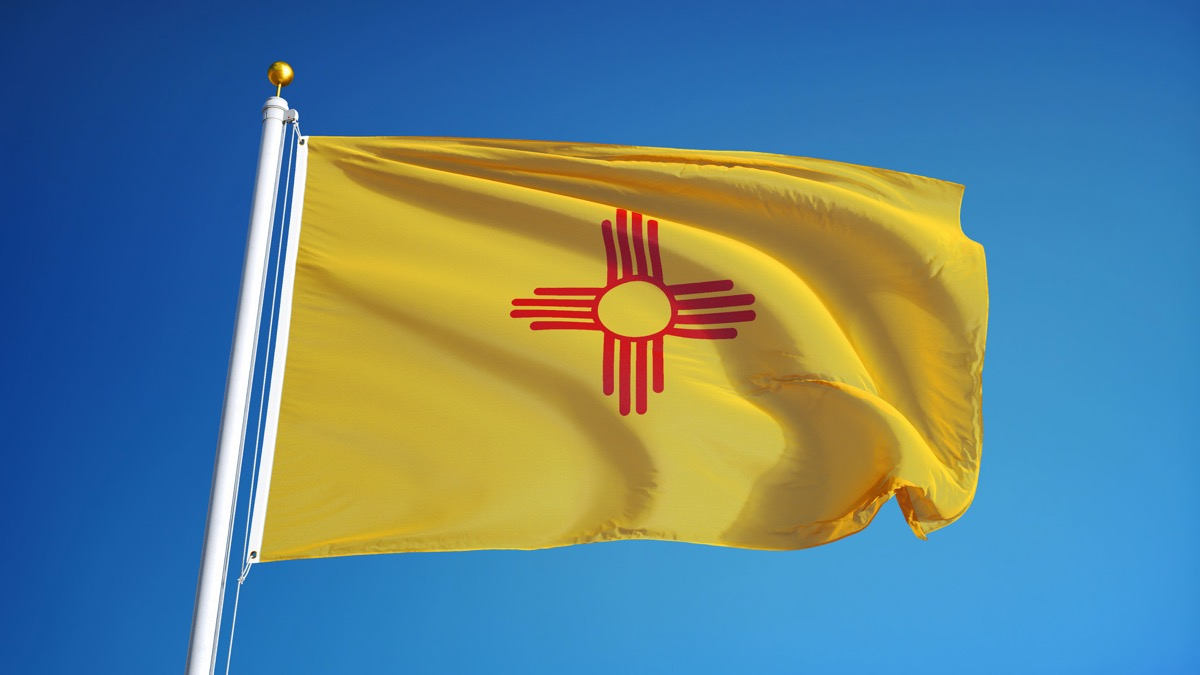 new mexico state flag facts
