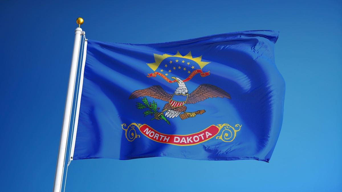 north dakota state flag facts