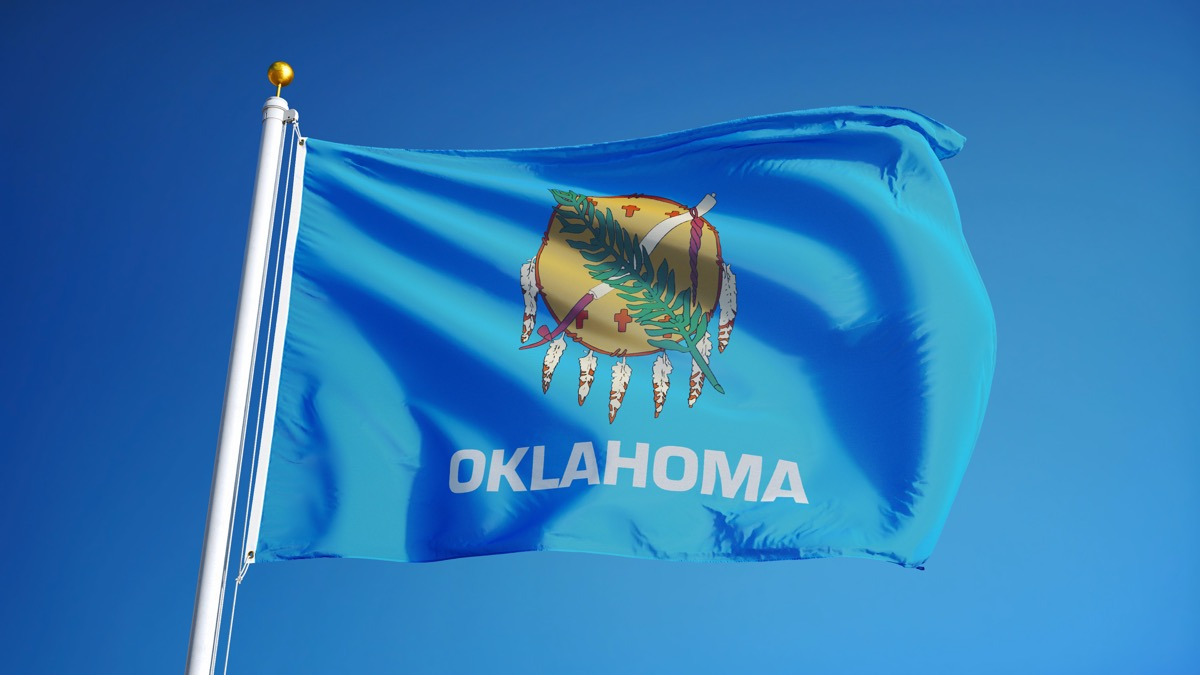 oklahoma state flag facts