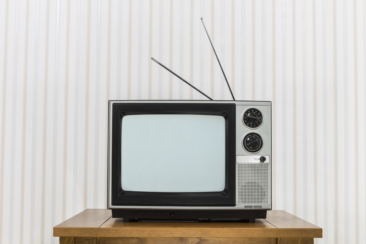 TV from the 80s