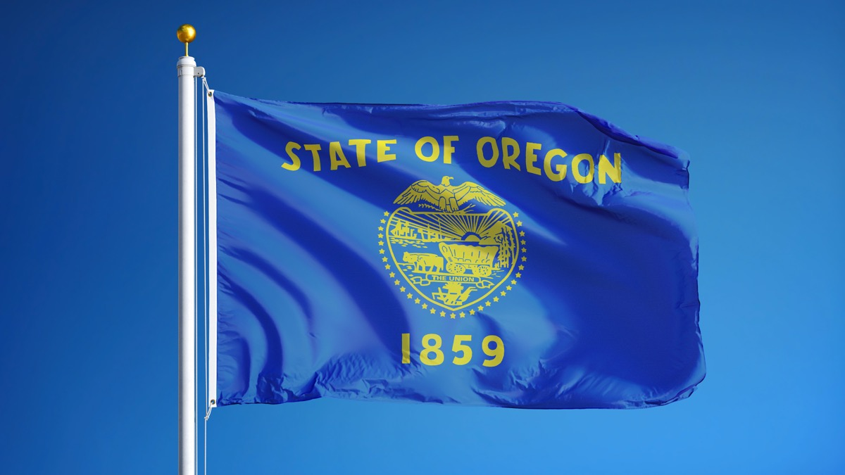 oregon state flag facts