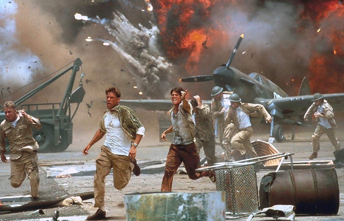 pearl harbor movie scene, memorial day movies