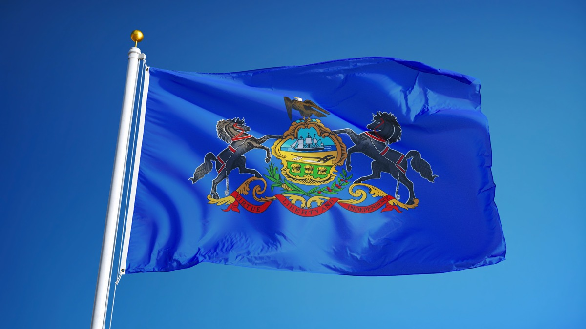 pennsylvania state flag facts