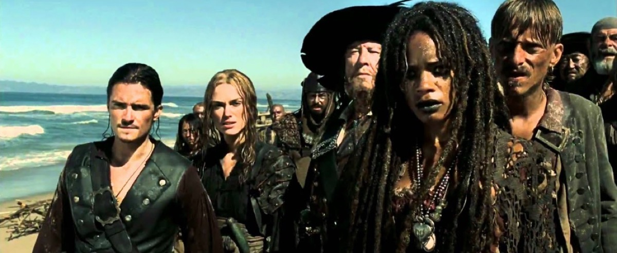 pirates of the caribbean: at world's end highest-grossing summer movies