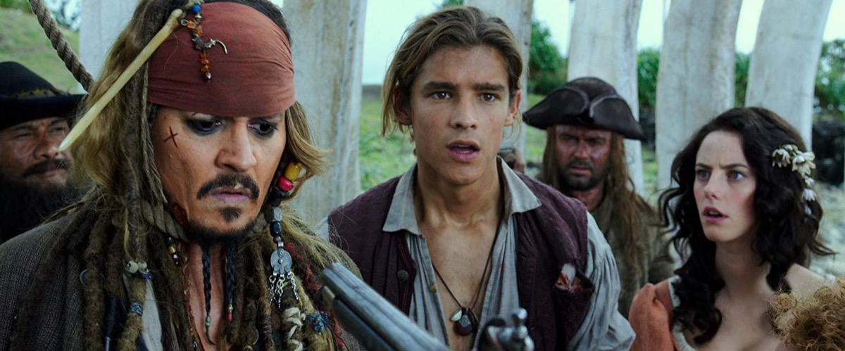 pirates of the caribbean movie still, memorial day movies