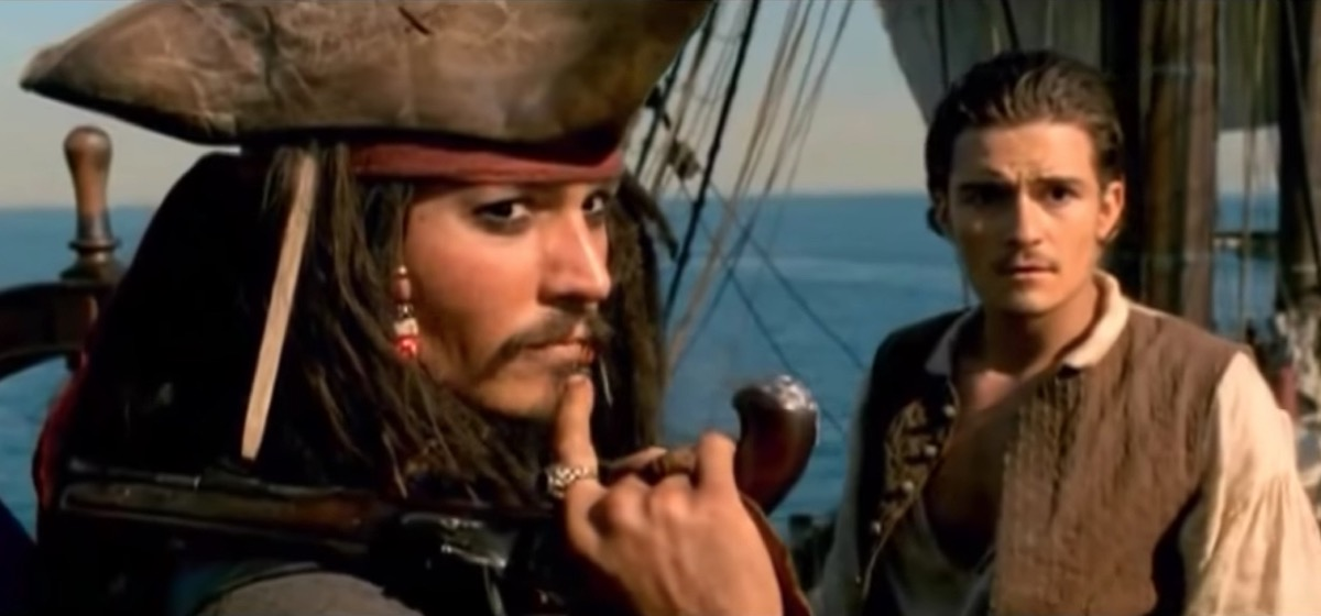 pirates of the caribbean the curse of the black pearl highest-grossing summer movies