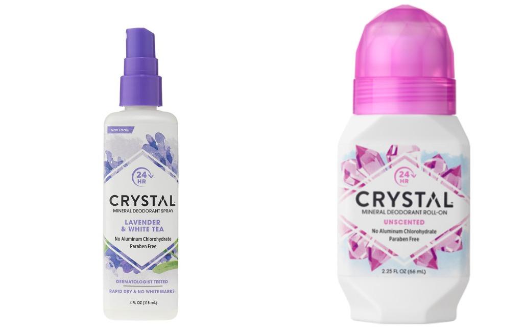mineral deodorant, amazing summer buys