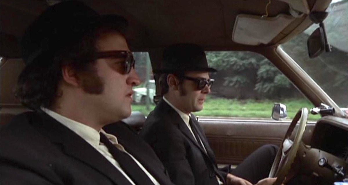 ray ban blues brothers movie scene, 1980s nostalgia
