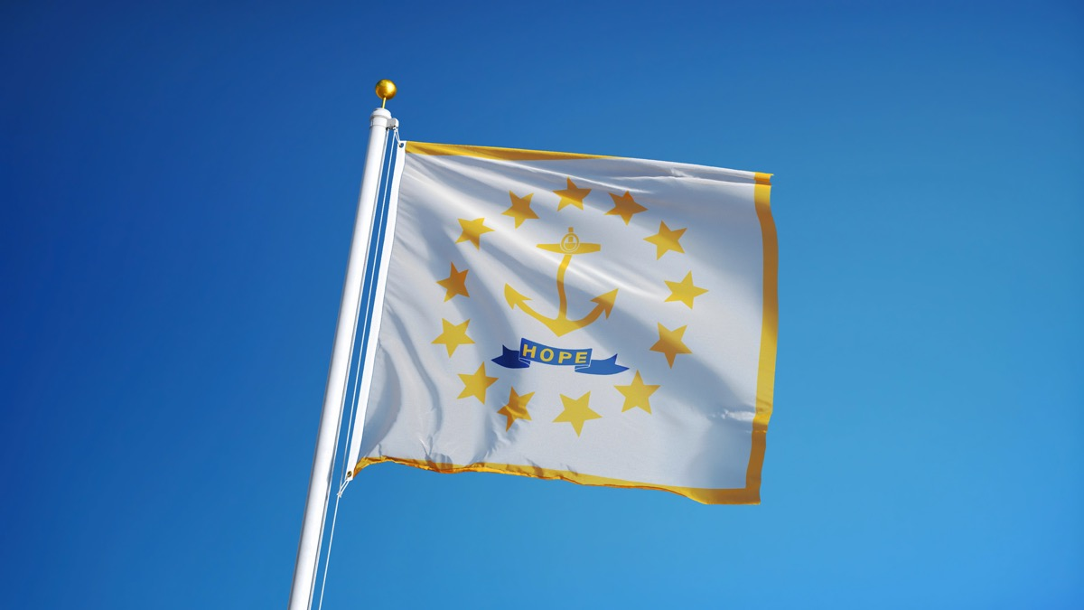 rhode island state flag facts