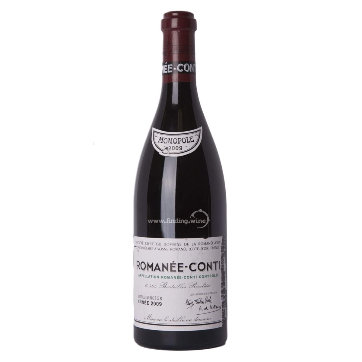 DRC Romanee Conti Wine Most Expensive Things on the Planet