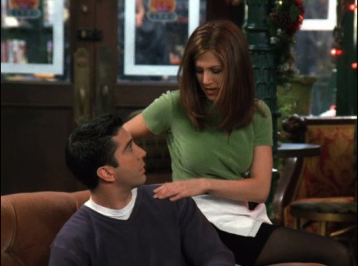 david schwimmer, jennifer aniston, friends, things only 90s kids remember