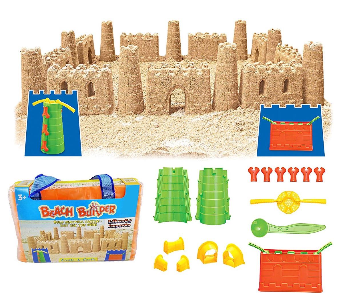 sand castle building kit