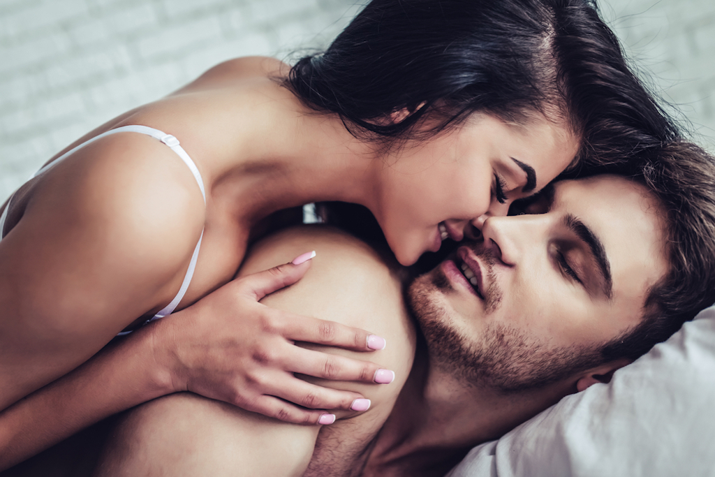 couples have more sex when women make the first move