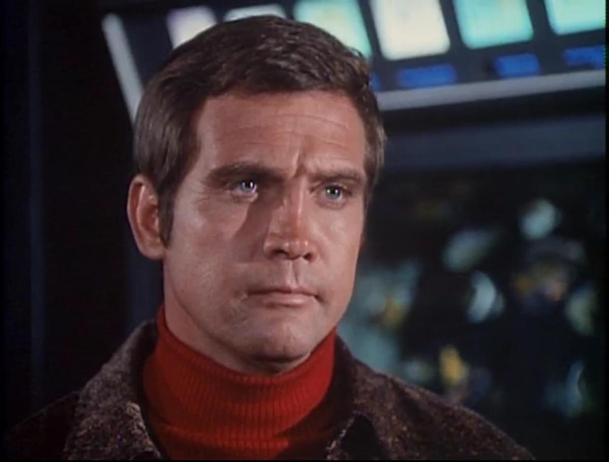 scene from the six million dollar man tv show, 1970s nostalgia