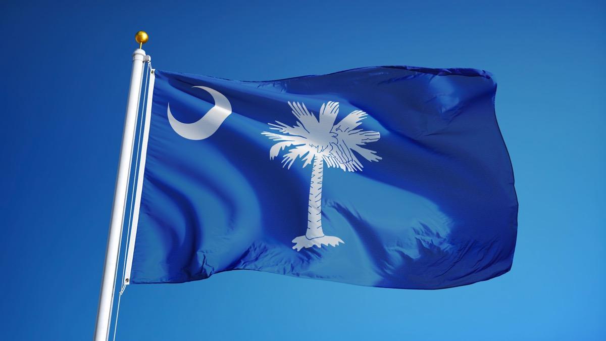 south carolina state flag facts