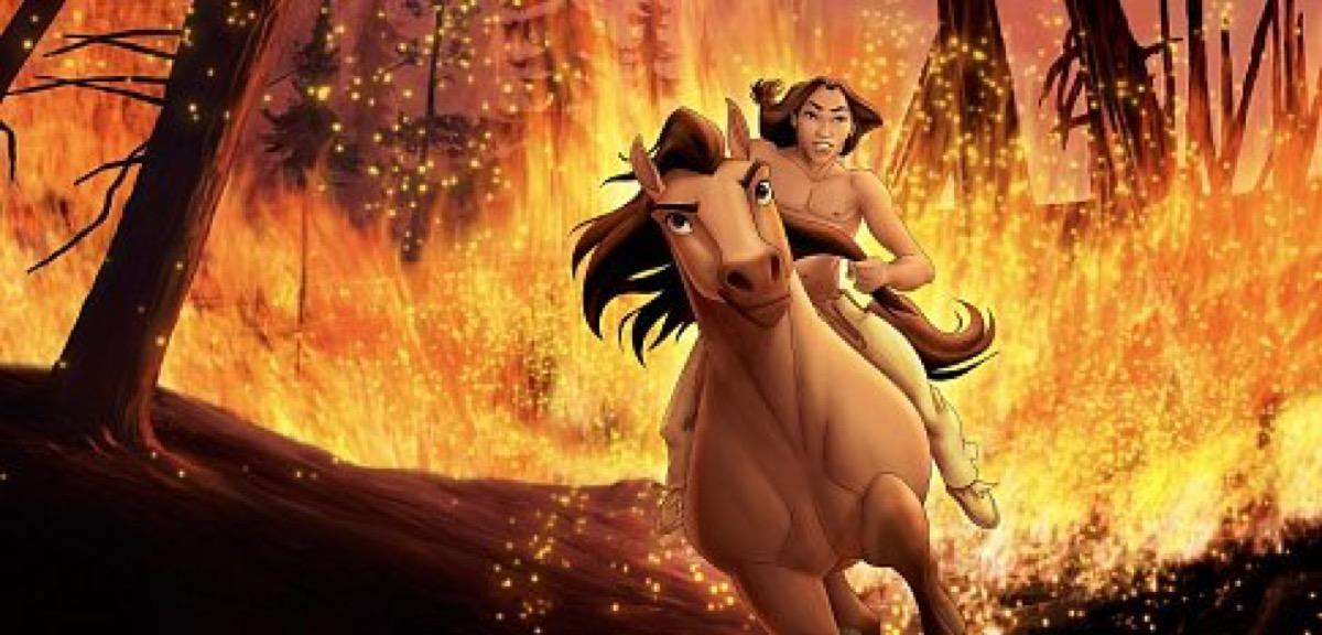 spirit stallion animated movie, memorial day movies