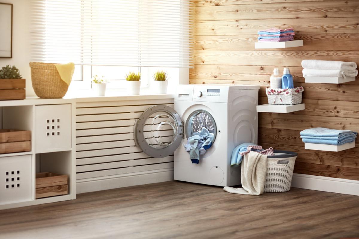 laundry room, joanna gaines tips
