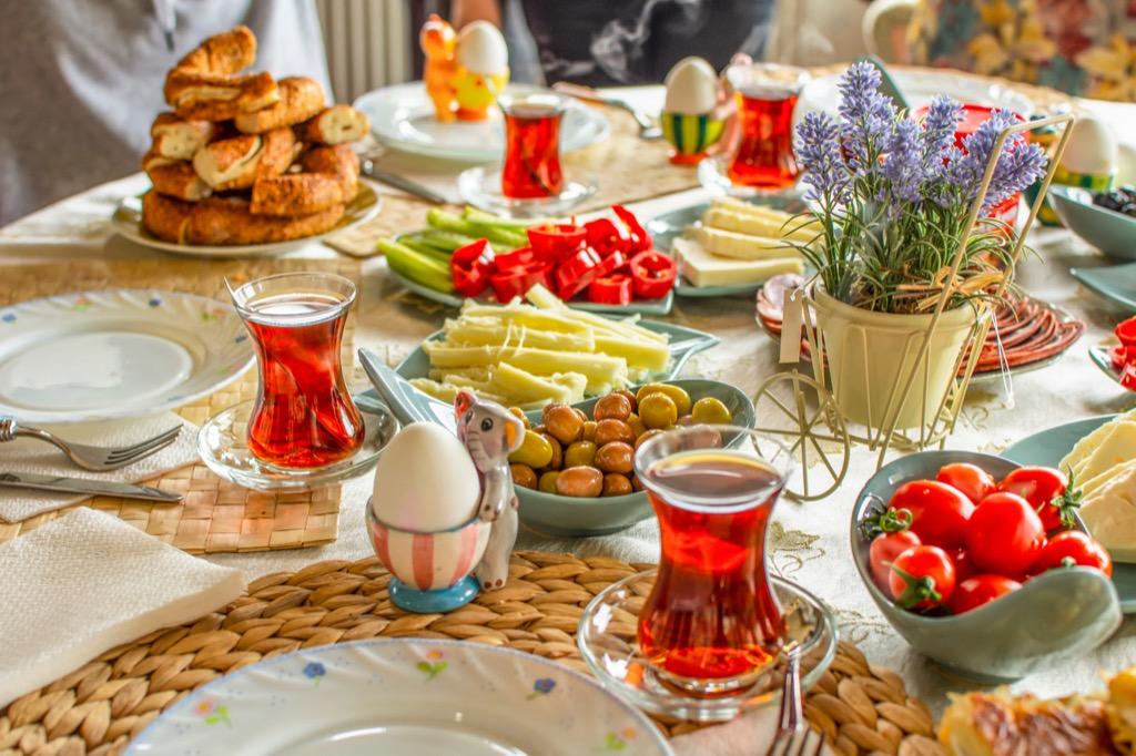 Suhoor Meal Ways Ramadan is Celebrated