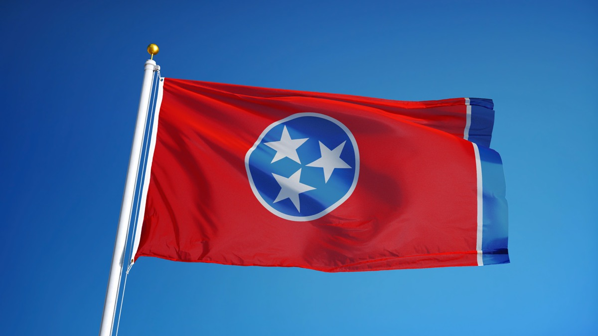 tennessee state flag facts