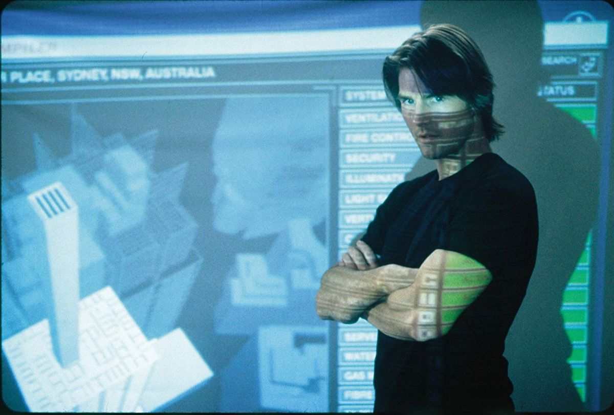 tom cruise in mission impossible ii