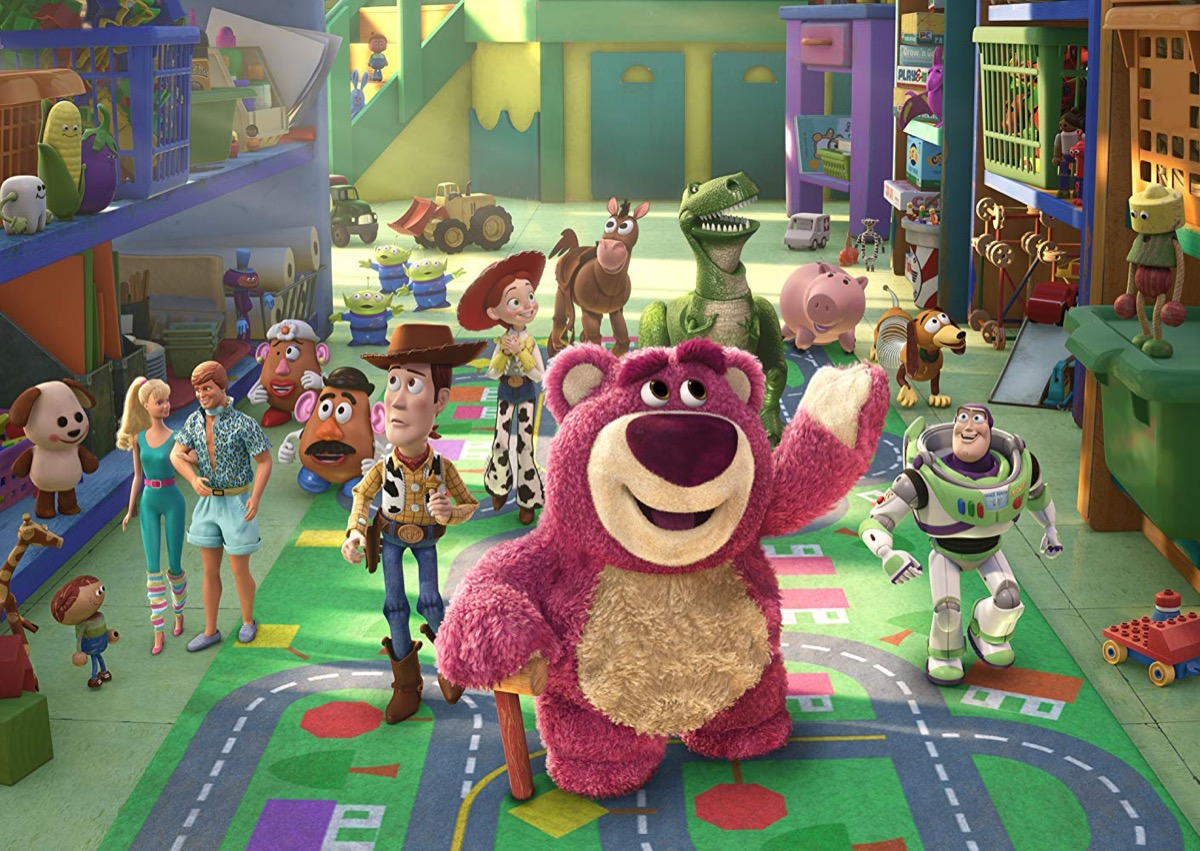 toy story 3 highest-grossing summer movies