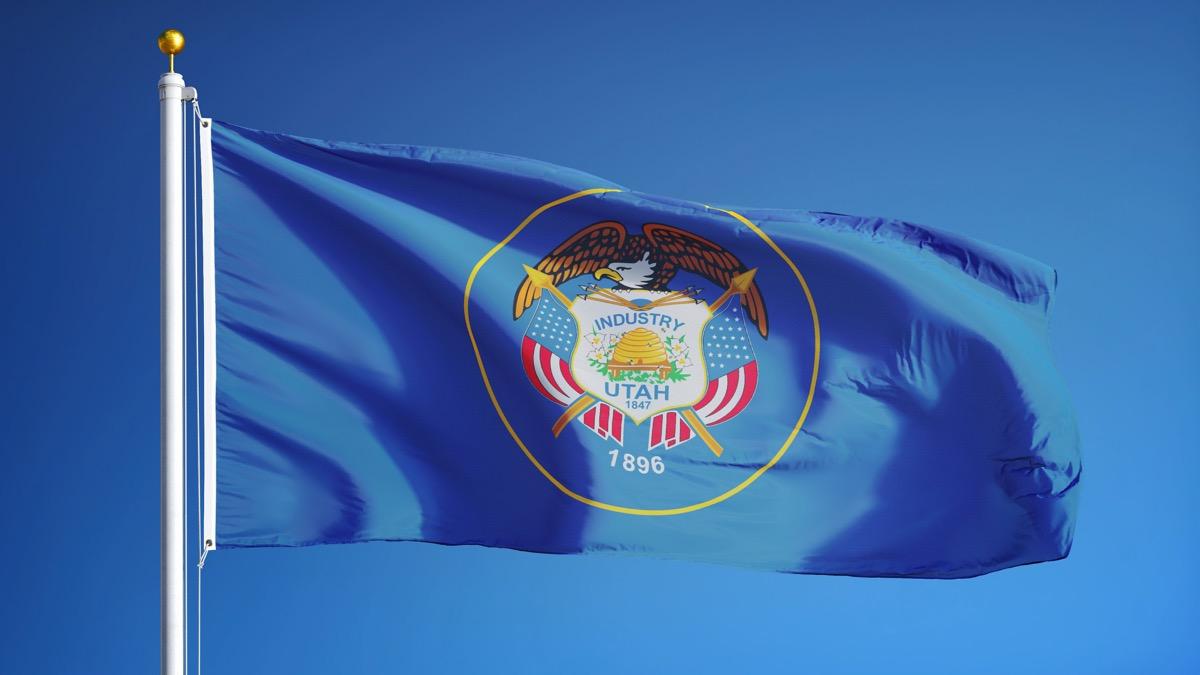 utah state flag facts
