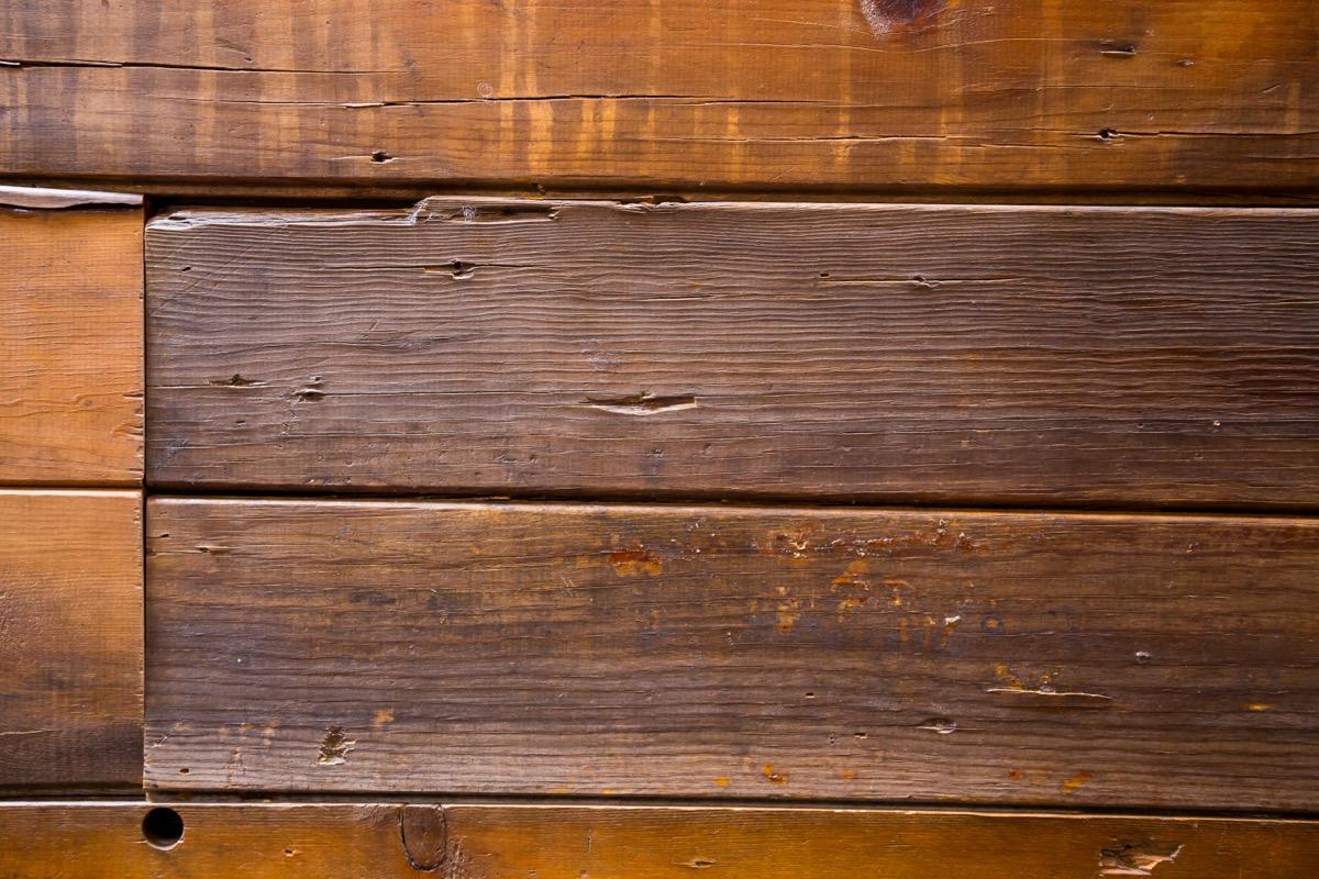 warped wood flooring