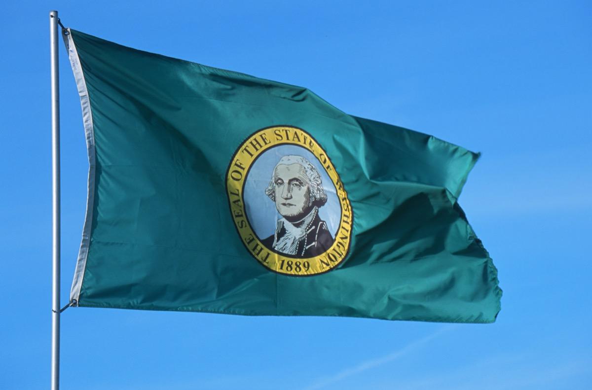 washington state flag facts