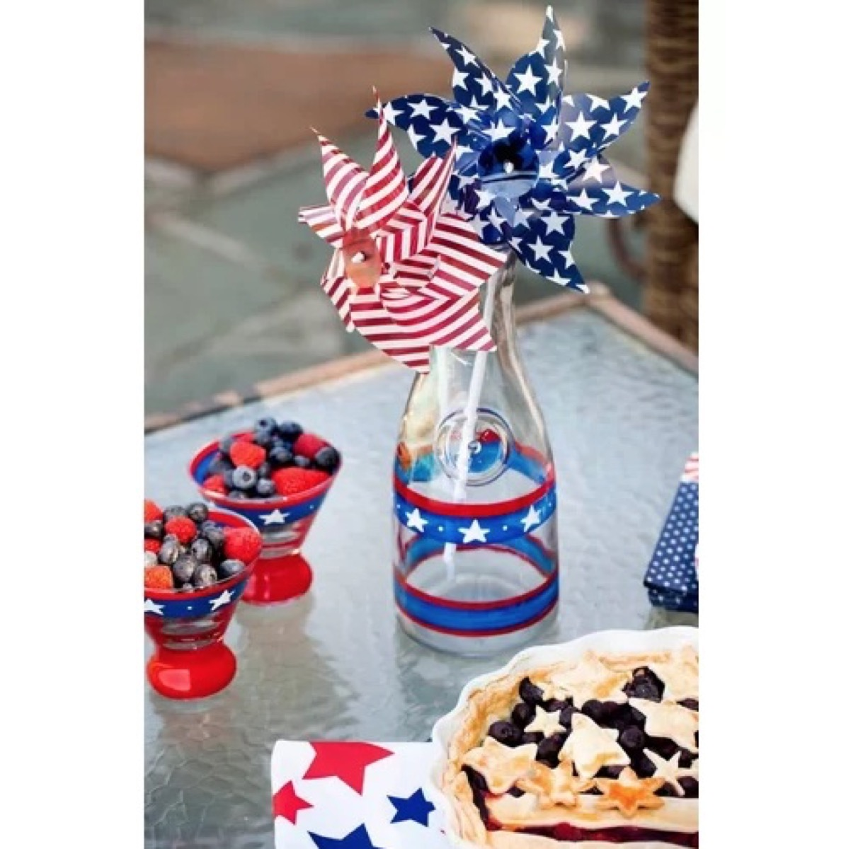 Wayfair Carafe Fourth of July Accessories
