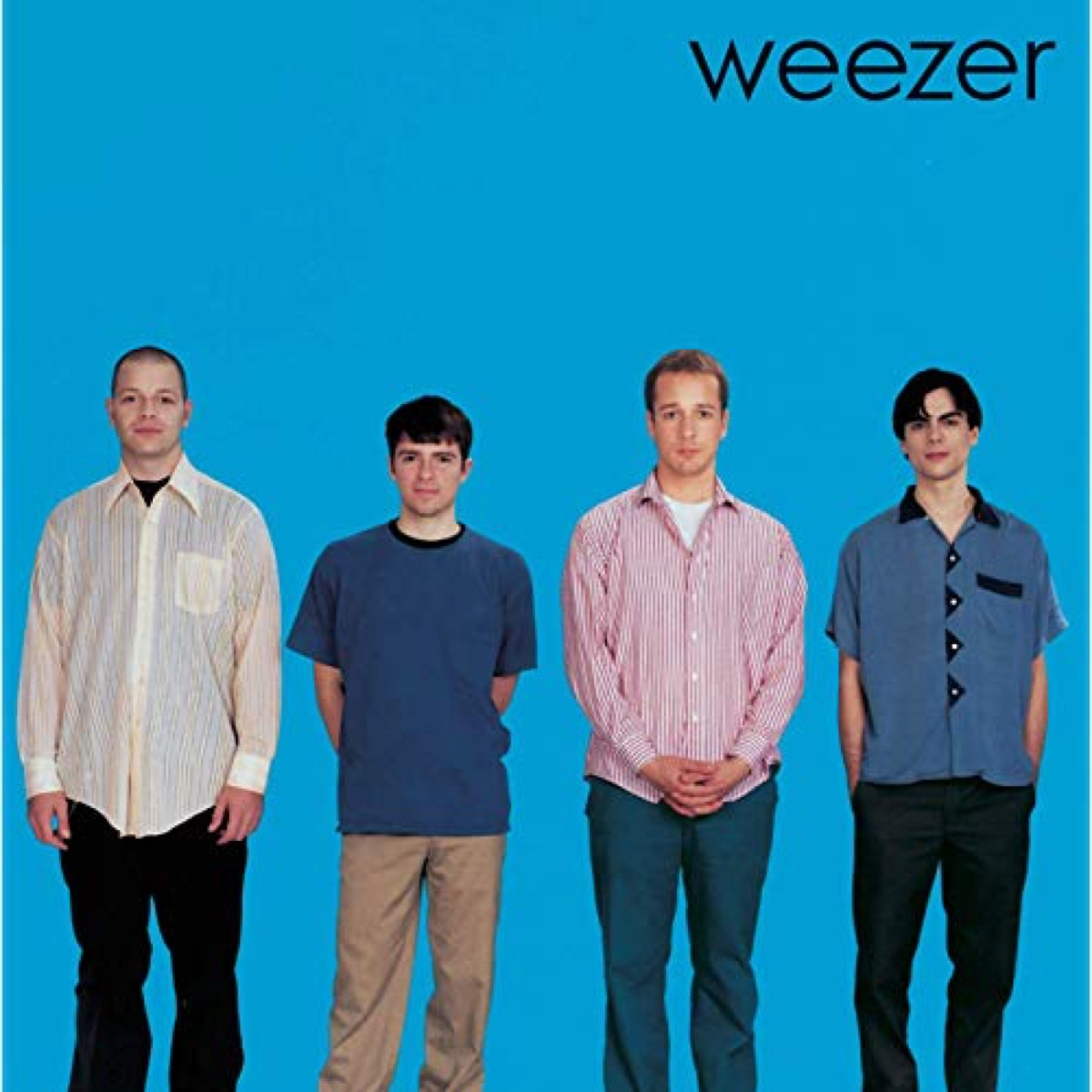weezer blue album, things only 90s kids remember