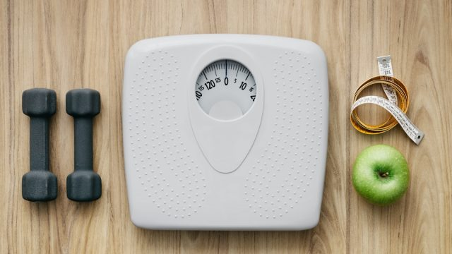 weight loss scale, contagious conditions